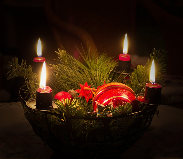 Termine um Weihnachten